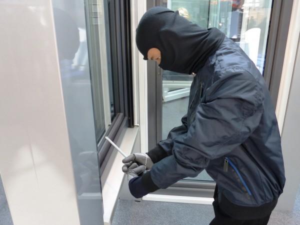 Die Kriminalpolizei rät: Einbruchschutz